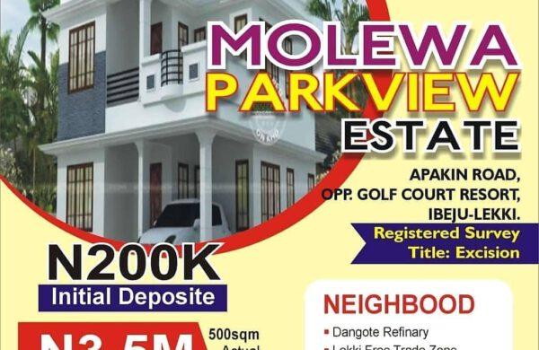 Molewa Parkview Estate
