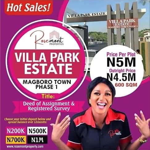 Villa Park Estate Magboro
